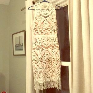 Saylor Dress bought at BHLDN by Anthropology.